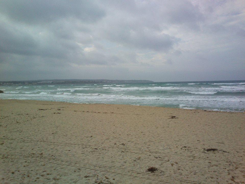 ...moře bouří, ale my se nebojíme...