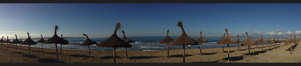 ...proč na pláži nikdo není...