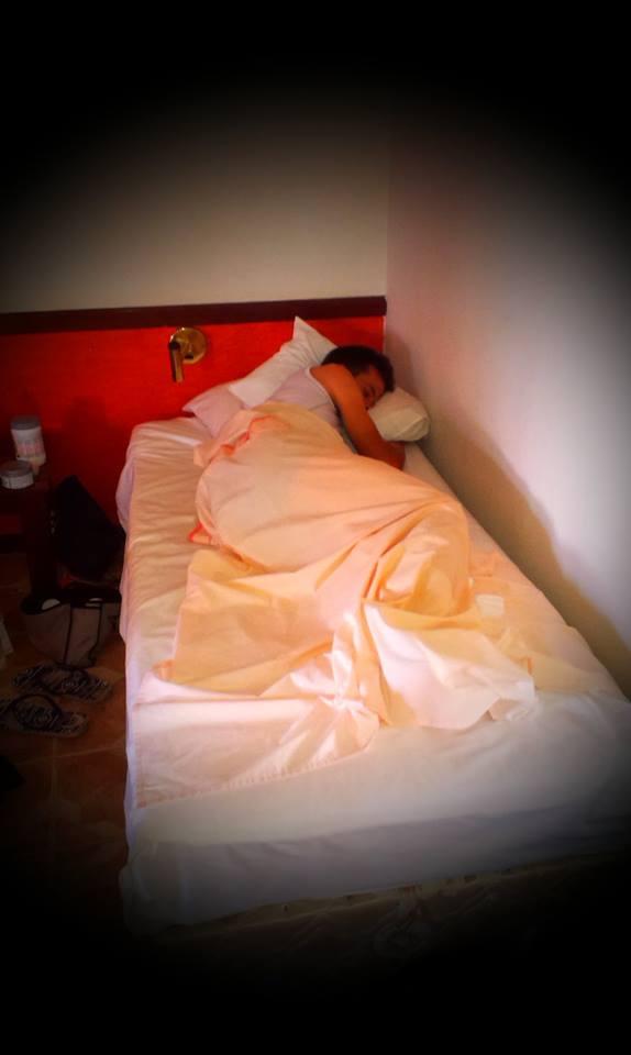 Pořádně vyspat ...
