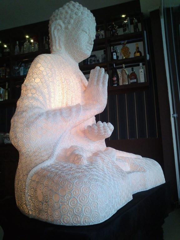 ...počasí i Budha jsou při nás...