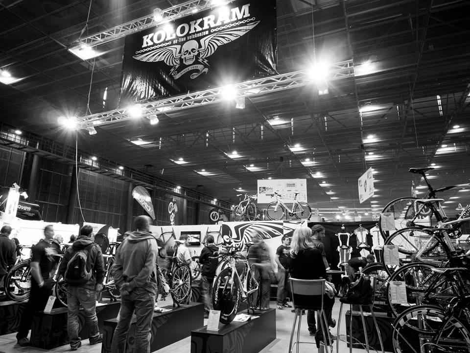 ... zde se o Vás postarají cyklistice oddaní Kolokrámníci, nabízející Vám nejen odbornou radu ...