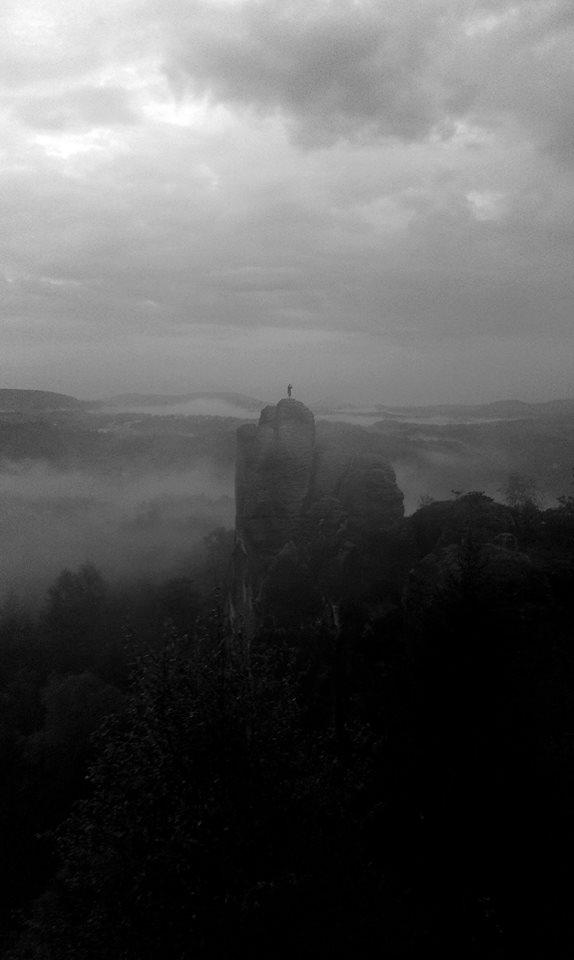 ... chmurné pohledy za mlhy a za sluníčka zase o 100% něco jiného ...