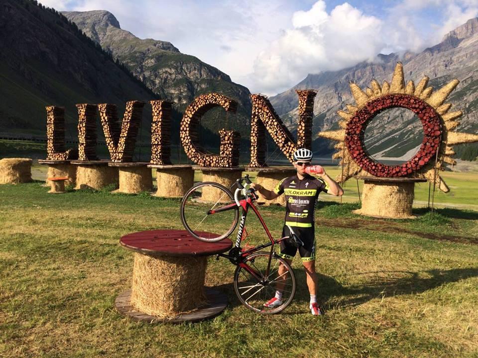 ... Livigno-letní ráj cyklistů! ...