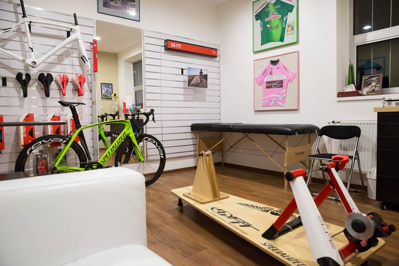 ... naleznete pouze a jen v této místnosti, kde probíhá kompletní nastavení posedu Vašeho kola ...  http://www.specializedkolokram.cz/bg-fit