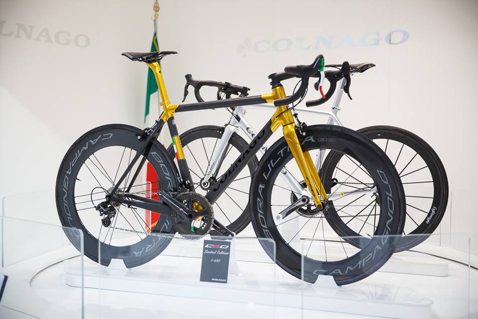 ... Colnago C60 LIMITED EDITION ...