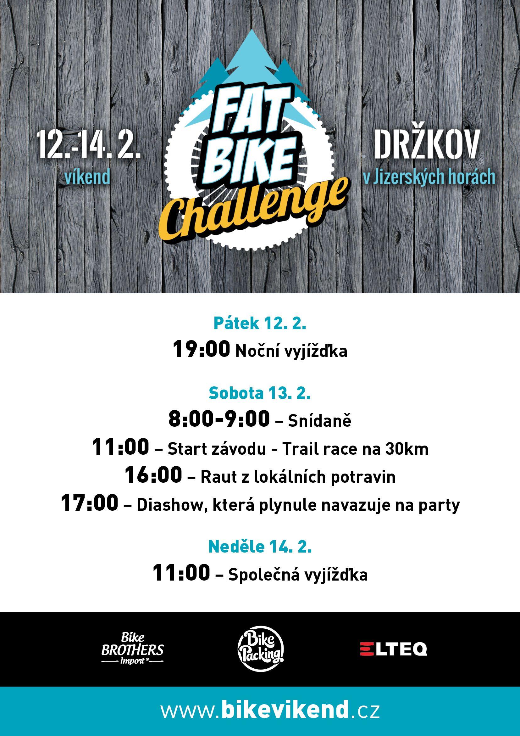 FATBIKE Challenge čeká!