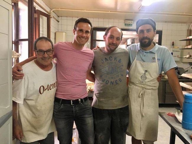 ... bylo to skvělé chlapi...díky za trpělivost Tony, Xiny, Andrej ...