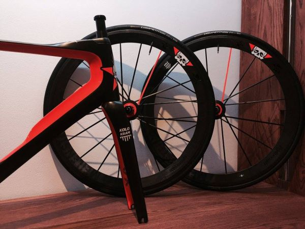 ... a co teprve až se pod ním roztočí tohle?! — s uživateli Parlee Cycles a Lightweight.