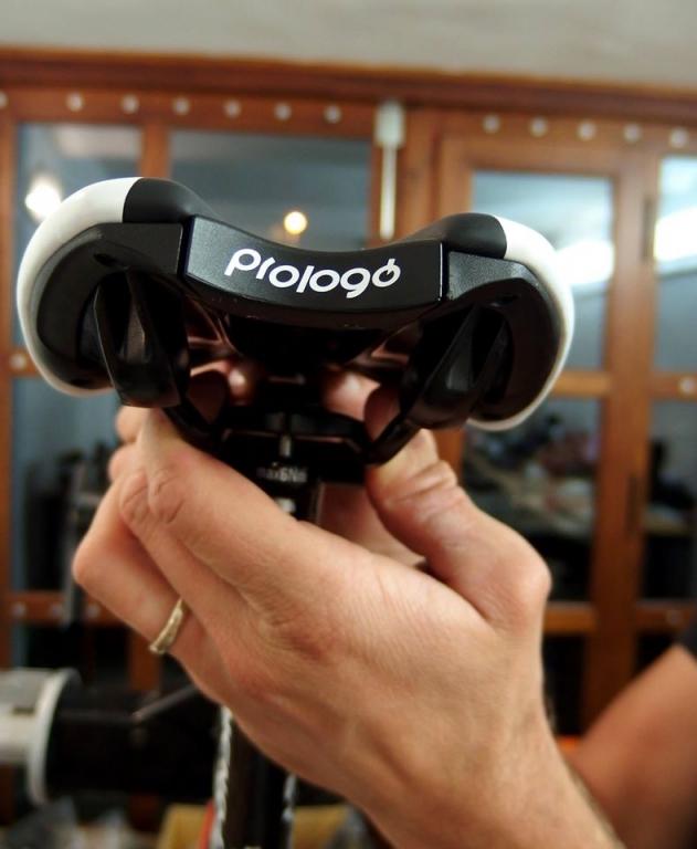 ... Prologo, naše oblíbená značka sedel .... http://www.kolokram.cz/vysledky-vyhledavani.html?search_keyword=prologo