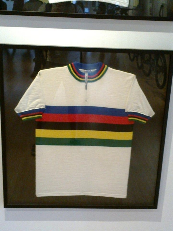 ... Ned Overend ...